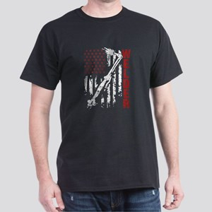 Welder Flag T-shirt T-Shirt