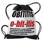 Obititis_10x8_5.png Drawstring Bag