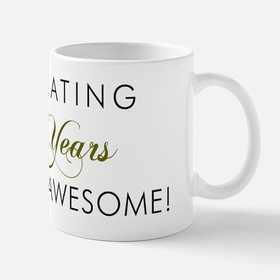 Celebrating 80 Years Mug