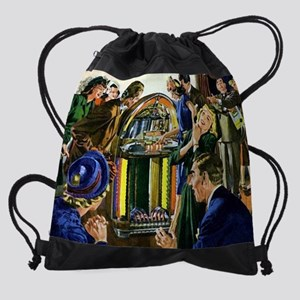 wurlitizer Drawstring Bag