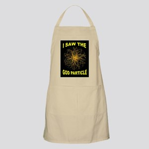 GOD PARTICLE Apron