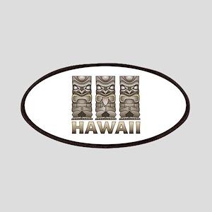 Hawaii Tiki Patches