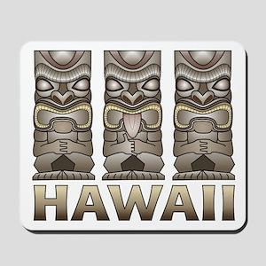 Hawaii Tiki Mousepad