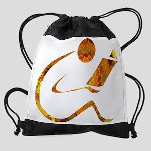 ReaderGolden Drawstring Bag