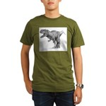 T Rex Black and Whie T-Shirt