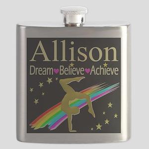 AWESOME GYMNAST Flask