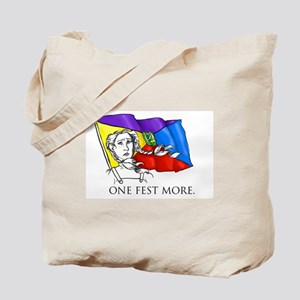 One Fest More Tote Bag