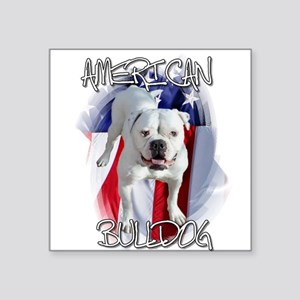 American Bulldog Sticker