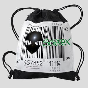 Alien 4 Drawstring Bag