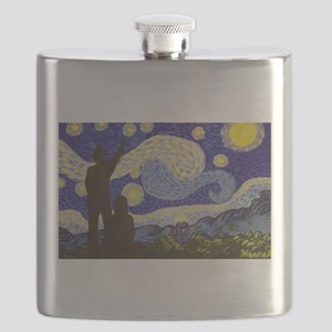 dr. Starry Night Flask