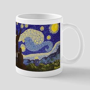 dr. Starry Night Mug