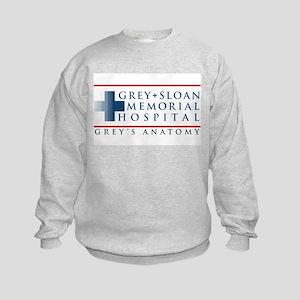 Grey Sloan Memorial Hospital Kids Sweatshirt