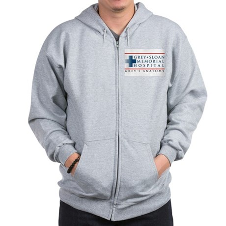 809057098 CafePress Grey Sloan Memorial Hospital Dark Sweatshirt
