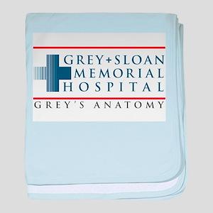 Grey Sloan Memorial Hospital Infant Blanket