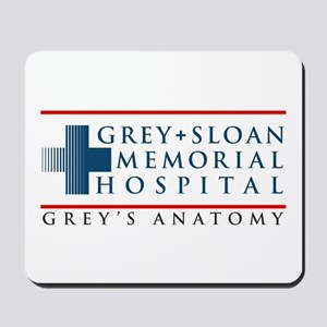Grey Sloan Memorial Hospita Mousepad