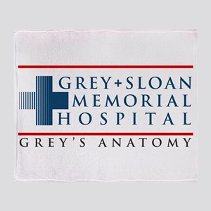 Grey Sloan Memorial Hospital Stadium Blanket