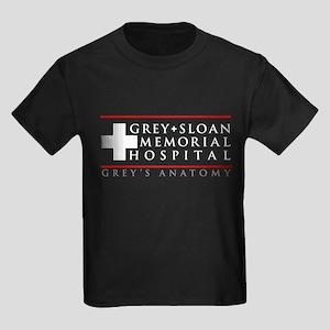 Grey Sloan Memorial Hospital Kids Dark T-Shirt