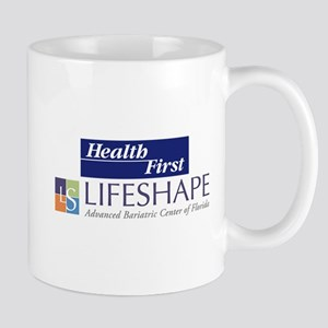 Health First LifeShape Logo Mug