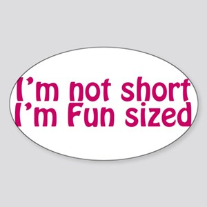 i'm Fun Sized Sticker