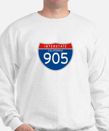 Interstate 905 - CA Sweatshirt