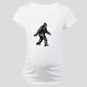 GONE SQUATCHIN BIGFOOT TSHIRT Maternity T-Shirt