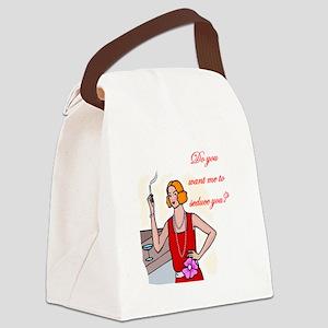 seduce you Canvas Lunch Bag