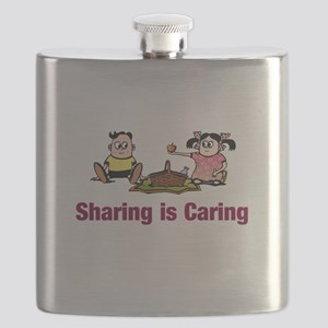 sharing is caring Flask