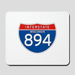 Interstate 894 - WI Mousepad
