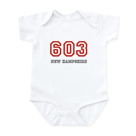 603 Infant Bodysuit