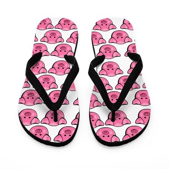 Cute Pink Pigs