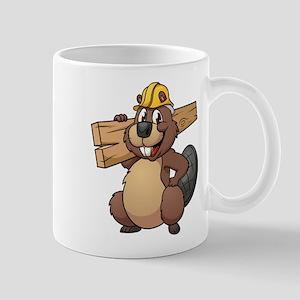 Beavers Wood and Stuff Beaver Mug