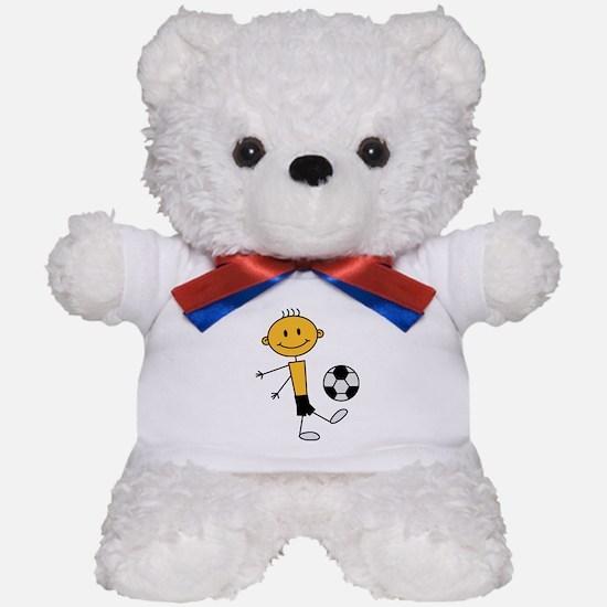 soccer_boy Teddy Bear