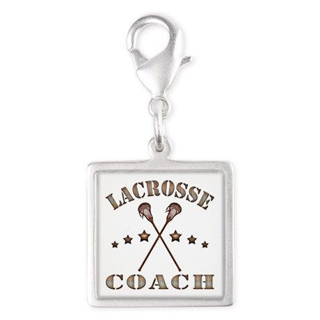 Lacrosse Coach Steampunk Style Charms