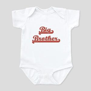 Red Big Brother Infant Bodysuit