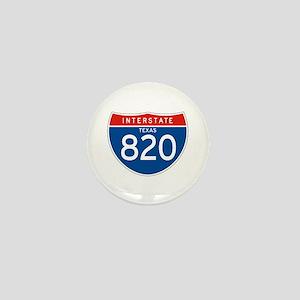 Interstate 820 - TX Mini Button