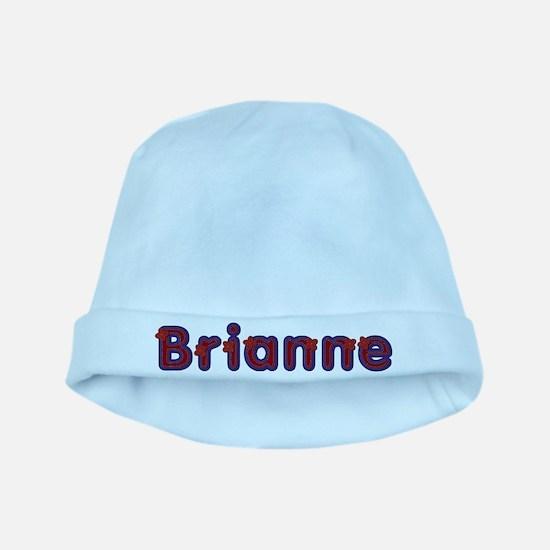 Brianne Red Caps baby hat