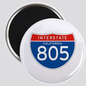 Interstate 805 - CA Magnet