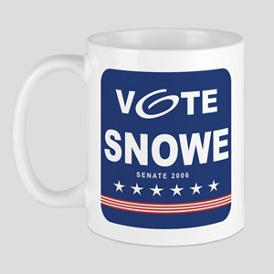 Vote Olympia Snowe Mug
