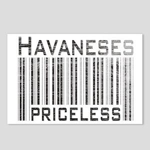 Havaneses Postcards (Package of 8)