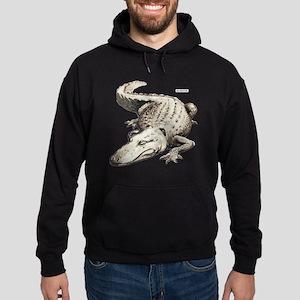 Alligator Gator Animal Hoodie (dark)