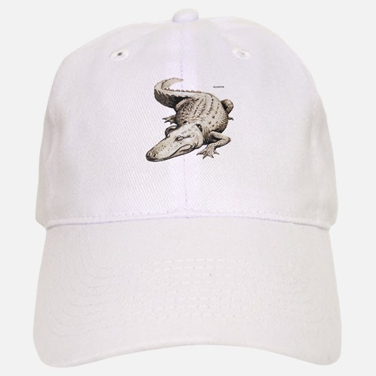 Alligator Gator Animal Baseball Baseball Cap