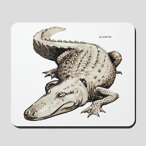 Alligator Gator Animal Mousepad