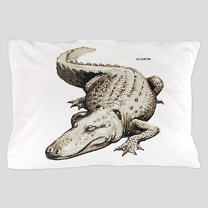 Alligator Gator Animal Pillow Case
