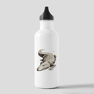 Alligator Gator Animal Stainless Water Bottle 1.0L