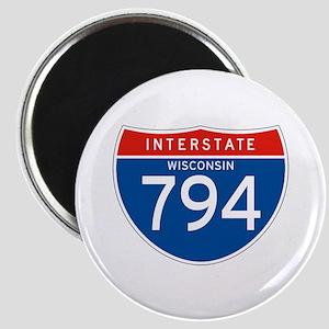 Interstate 794 - WI Magnet