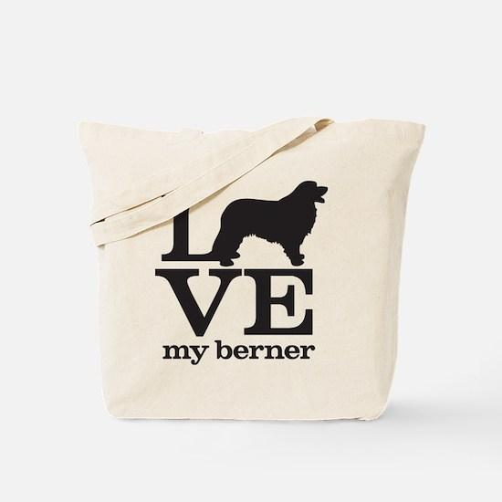 Love my Berner Tote Bag