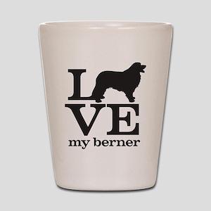 Love my Berner Shot Glass
