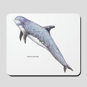 Rissos Dolphin Mousepad