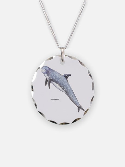 Rissos Dolphin Necklace
