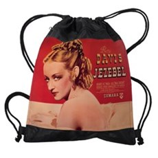 Bette Davis Jezebel 2 Drawstring Bag